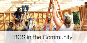 BCS in the Community